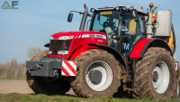 Wallpaper Massey Ferguson 8690